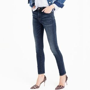 Tall Lookout High-Rise Jean in Travers Wash
